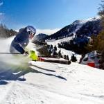 Obereggen Skigebiet: Das Ski Center Latemar