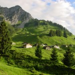 Grosses Walsertal Vorarlberg