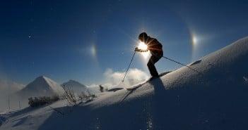 Skigebiet Christlum am Achensee