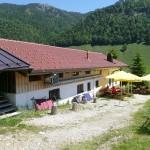 Mountainbike Chiemgau – Zur Schwarzrishütte in Tirol