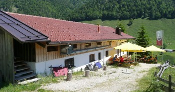 Berghütte Tirol: Scharzrishütte