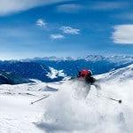 Das Skigebiet Hochpustertal bei Sillian in Osttirol