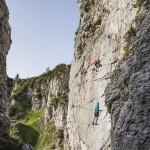 Klettersteig Wilder Kaiser – Durch die Rehbachklamm zum Klettersteig Klamml