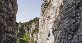 Klettersteig Wilder Kaiser