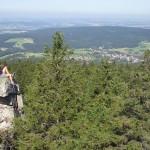 Wandern im Fichtelgebirge – rund um den Ochsenkopf