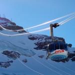 Das Engelberg Skigebiet: Winter zwischen Benediktinerkloster und Gletscher