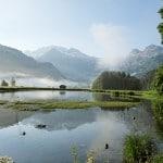 Lenk im Simmental im Berner Oberland