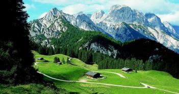 Salzburger Saallachtal