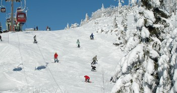 Ochsenkopf Skigebiet