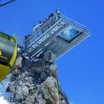Skigebiet Dachstein Gletscher in der Steiermark