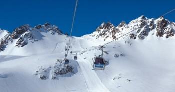 Skiregion Kaunertaler Gletscher