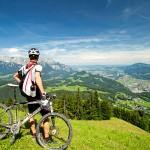 Das Lammertal Österreich: Biken im Salzburger Land