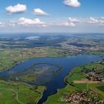 Fränkisches Seenland – Baden, Biken und Wandern