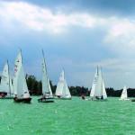 Der Wörthsee bei München im Fünf Seen Land