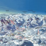 Skigebiet Oberau / Wildmoos Lift im Berchtesgadener Land