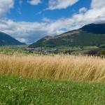Wetterphänomen Vinschger Wind – 300 Sonnentage und immer eine frische Brise