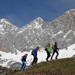 Am Dachstein Wandern – der Dachstein Rundwanderweg