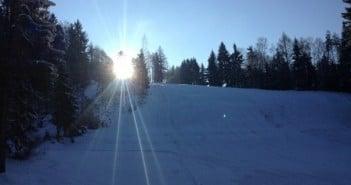 Skilift Wurmstein im Oberpfälzer Land