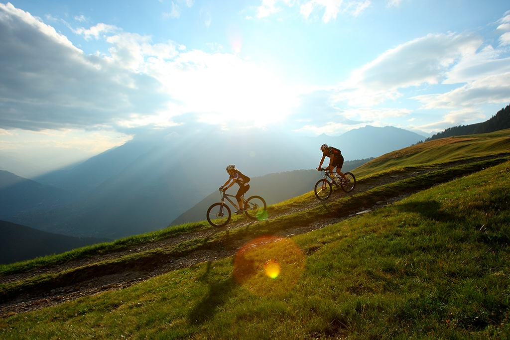 Sarntal Mountainbike