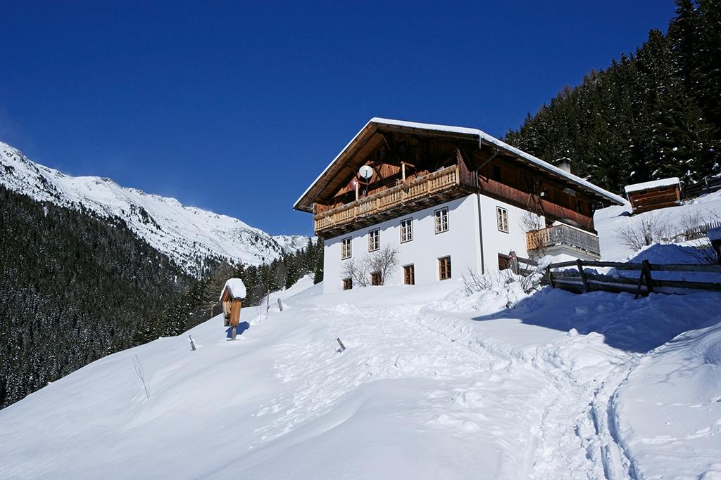 Sarntal Wandern