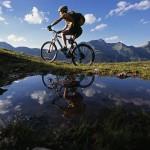 Mountainbike St Anton am Arlberg: Sommer-Hot-Spot für Mountainbiker und Rennradler