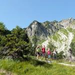 Der Schmugglersteig Schattwald – von Tirol nach Bayern