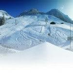Das Jenner Skigebiet am Königsee