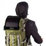 Mobile Stromversorgung mit dem Solar Rucksack von Sunnybag