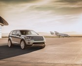 "Land Rover Discovery Sport: Premiere auf Weltraumbahnhof ""Spaceport America"""