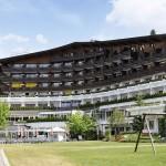 Das Dorint Hotel Seefeld in der Olympiaregion Seefeld