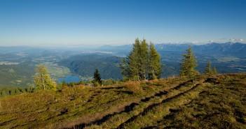 Gerlitzen Alpe in Kärnten