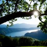 Kärnten: Berg berührt See – Mensch berührt Berg
