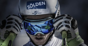 Ski Weltcup im Ötztal in Sölden