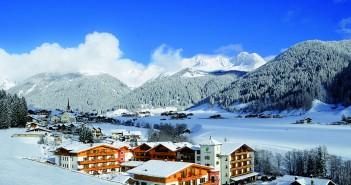 Hotel Quelle Spa in Gsiersertal