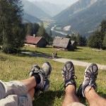 Das Hotel zum Mohren in Reutte im Naturpark Tiroler Lech