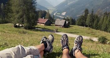 Tirol Wandern Lechtal Reutte