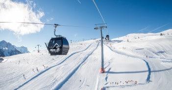 Alpenlift am Kronplatz Italien