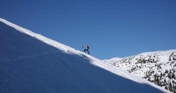 Geheimtipp Skitouren gehen in Oberbayern