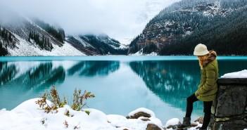 Traumlandschaften in Alberta Kanada