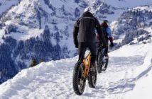 Fatbike Winter Test
