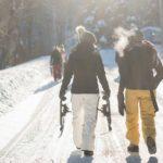 Endlich raus in die Kälte: Die perfekte Kleidung für Winterwanderungen
