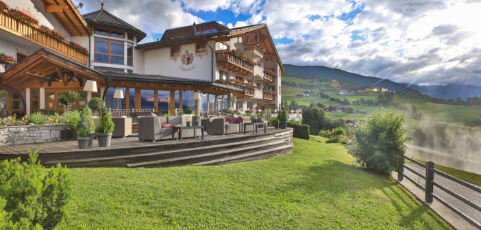 Das Hotel der Berge: Ein Paradies zum Entspannen und Erleben