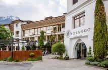 Töll Partschins Hotel Botango